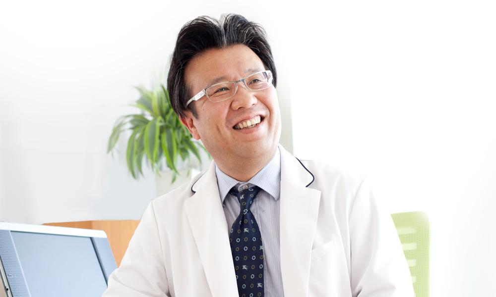 産婦人科医 多久島 康司