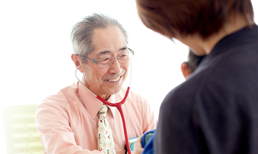 小児科医 上田 一博