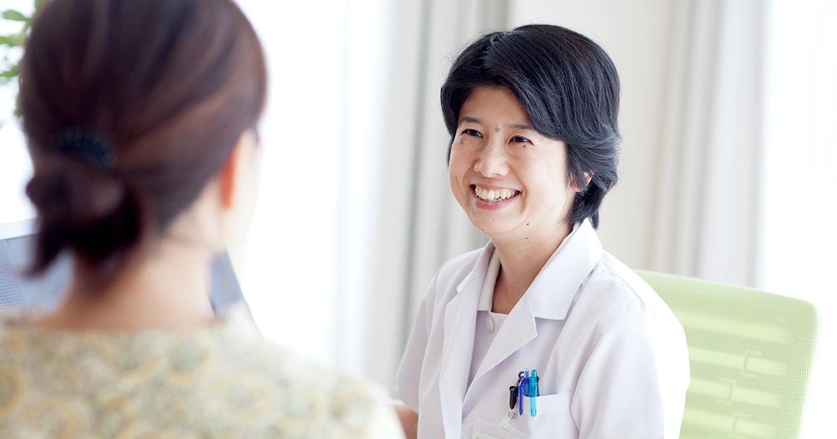 産婦人科医 加藤 真紀子