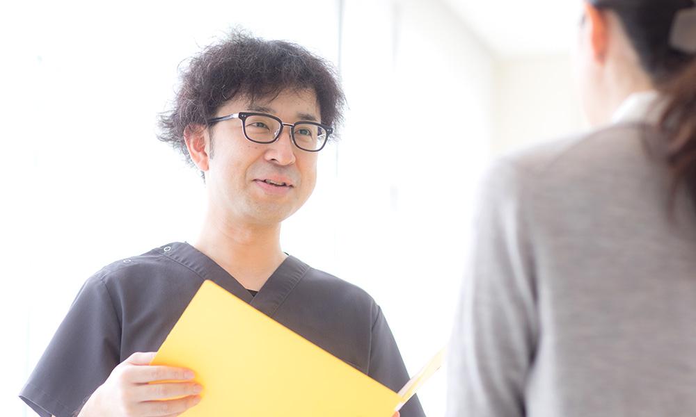 産婦人科医 竹谷 俊明